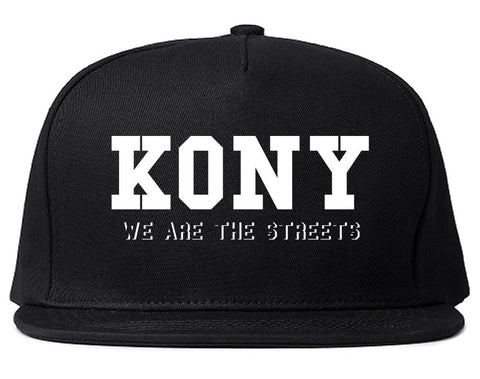 We Are The Streets Snapback Hat