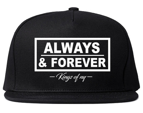 Always and Forever snapback Hat Cap