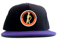 Summer 2013 Collection 2 Tone Snapbacks