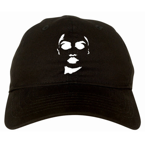 Amina Sexy Model Dad Hat in Black By Kings Of NY