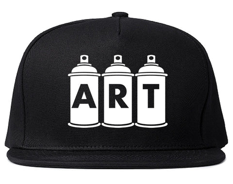 Art graf graffiti spray can paint artist Snapback Hat By Kings Of NY
