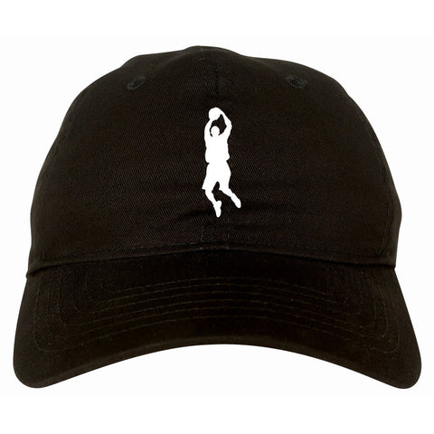 Basketball Shooter Dad Hat Cap by Kings Of NY