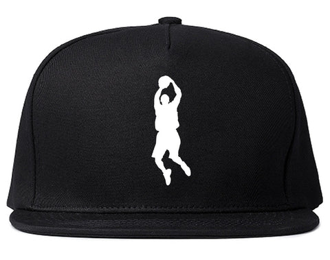 Basketball Shooter Snapback Hat by Kings Of NY