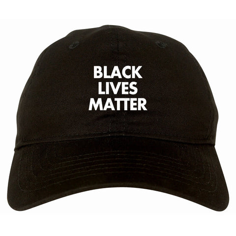 Black Lives Matter Dad Hat Cap