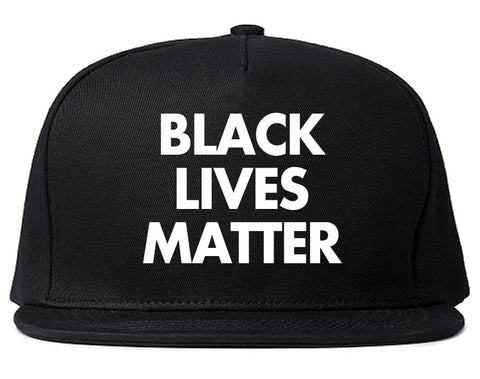 Black Lives Matter snapback Hat Cap