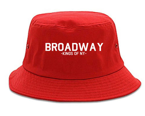 c2fba7bc97e Broadway Kings Of NY Bucket Hat by Kings Of NY – KINGS OF NY