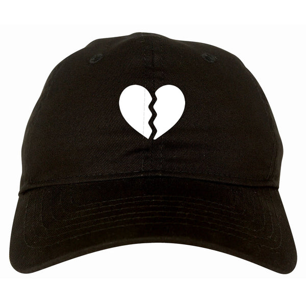 041ad6acf0f ... discount code for broken heart dad hat cap by kings of ny kings of ny  aa8e8 ...
