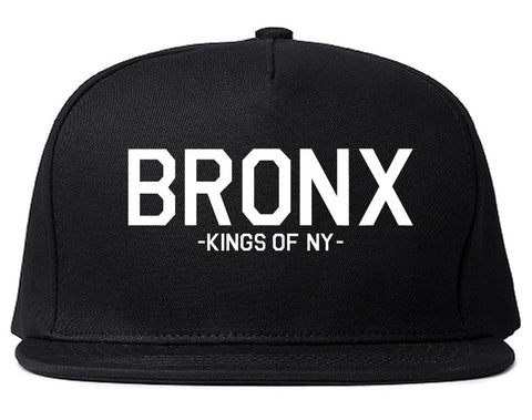 Bronx Kings Of NY Snapback Hat Cap