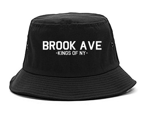 Brook Ave The Bronx Bucket Hat