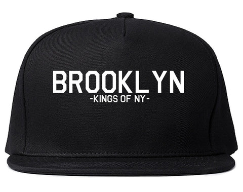 Brooklyn Kings Of NY Snapback Hat Cap