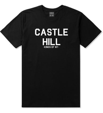 Castle Hill The Bronx T-Shirt in Black