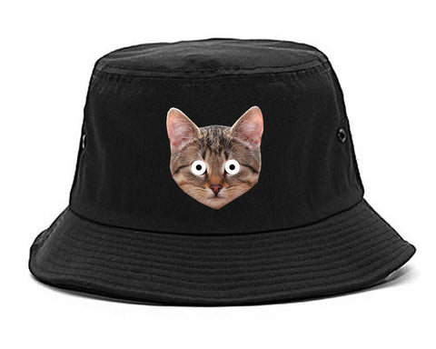 Cats Crazy Kittens Bucket Hat By Kings Of NY