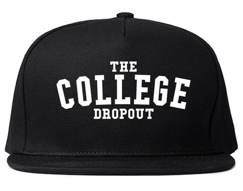 The College Dropout Album High School Snapback Hat By Kings Of NY