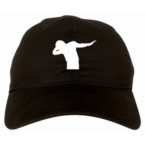 Dab On Em Football Dad Hat Cap by Kings Of NY