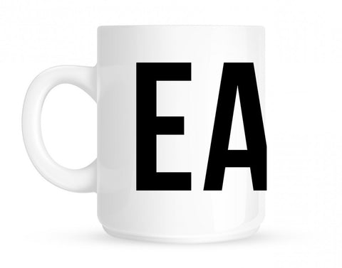Easy Money Sign Coffee Tea Mug By Kings Of NY