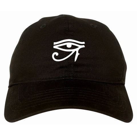 Eye of Horus Egyptian Dad Hat Cap by Kings Of NY