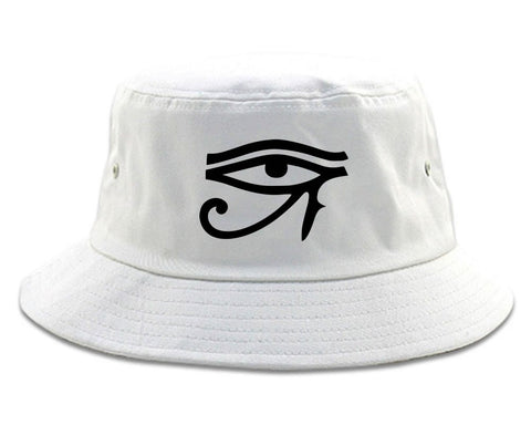 789a7cc250a Eye of Horus Egyptian Bucket Hat by Kings Of NY – KINGS OF NY