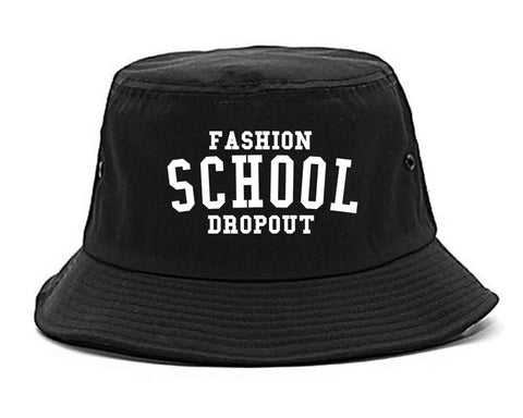 Fashion School Dropout Blogger Bucket Hat By Kings Of NY