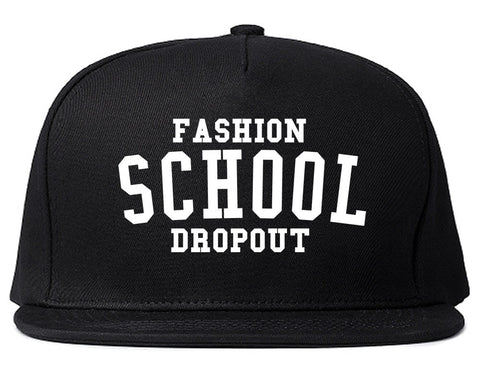 Fashion School Dropout Blogger Snapback Hat By Kings Of NY