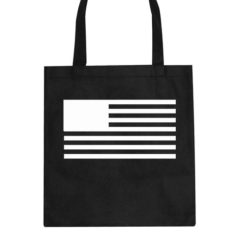 American Flag United States Goth Tote Bag by Kings Of NY