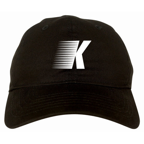 Flash K Running Fitness Style Dad Hat in Black By Kings Of NY
