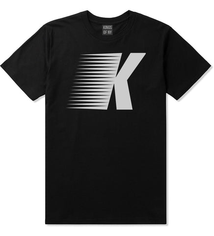 Flash K Running Fitness Style T-Shirt in Black By Kings Of NY