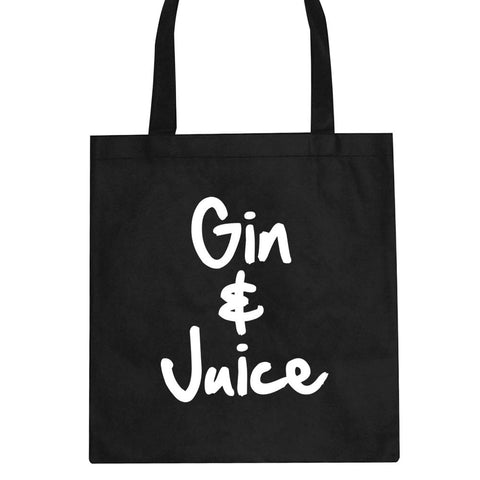 Gin and Juice Tote Bag by Kings Of NY