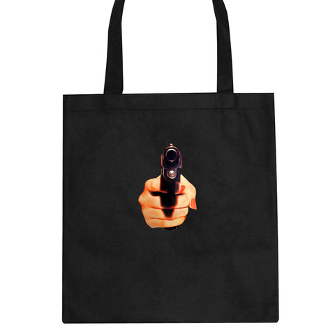 Hand Gun Women Girls Sexy Tote Bag By Kings Of NY