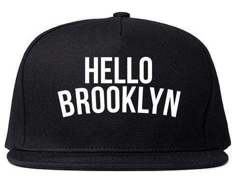 Hello Brooklyn Snapback Hat By Kings Of NY