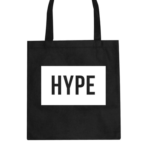 Hype Box Style Streetwear Tote Bag By Kings Of NY