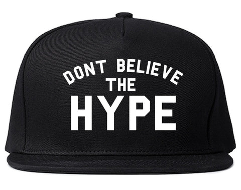 Don't Believe The Hype Snapback Hat By Kings Of NY