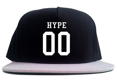 Hype Team Jersey 2 Tone Snapback Hat By Kings Of NY