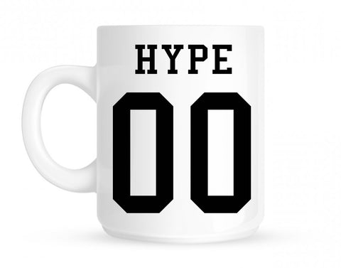 Hype Team Jersey Mug By Kings Of NY