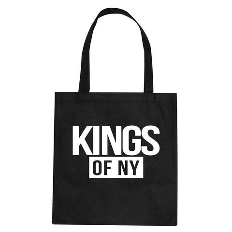 Kings Of NY Logo W15 Tote Bag By Kings Of NY