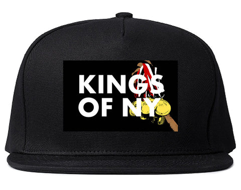 Kings Of NY Gold Medals Snapback Hat