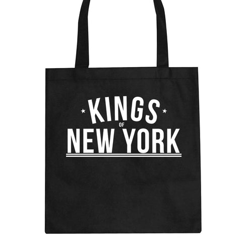 Kings Of New York Branded Logo SPRING 14 Tote Bag by Kings Of NY