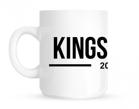 Kings Of NY 2006 Logo Lines Mug By Kings Of NY