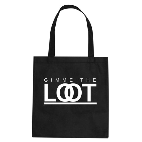 Gimme The Loot  Tote Bag By Kings Of NY