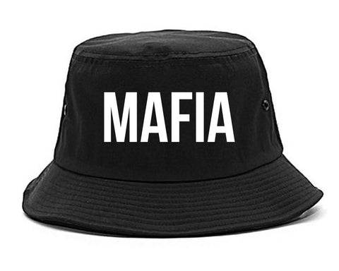 Mafia Junior Italian Mob  Bucket Hat By Kings Of NY