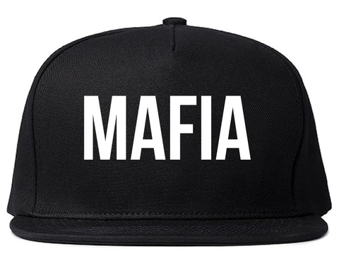 Mafia Junior Italian Mob  Snapback Hat By Kings Of NY