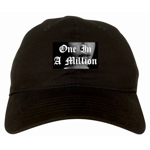 One in a Million Aaliyah Dad Hat Cap By Kings Of NY