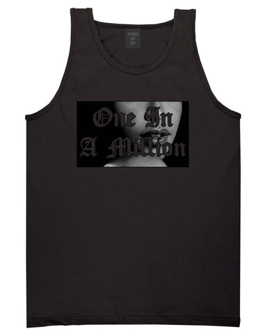 One in a Million Aaliyah Tank Top By Kings Of NY