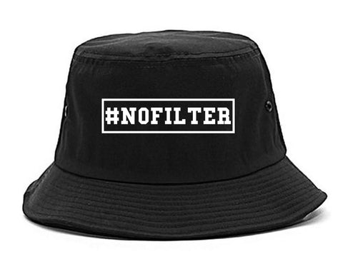 No Filter Selfie Bucket Hat By Kings Of NY
