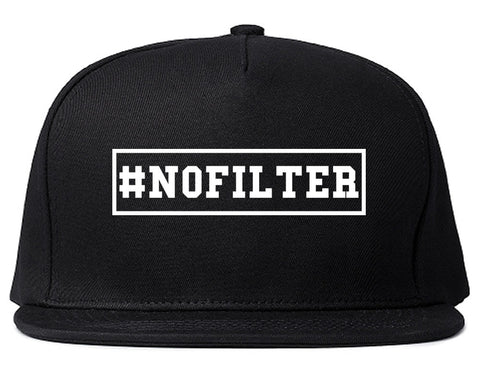 No Filter Selfie Snapback Hat By Kings Of NY