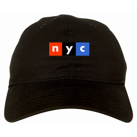 NYC Logo Dad Hat Cap By Kings Of NY