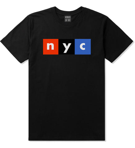 NYC Logo T-Shirt By Kings Of NY