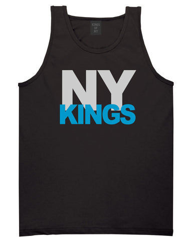 NY Kings Knows Tank Top in Black By Kings Of NY