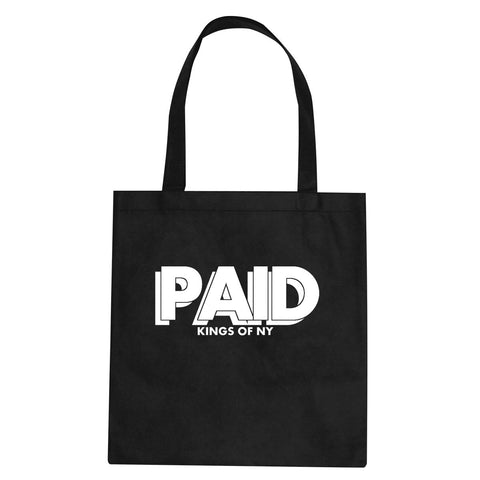 PAID Kings Of NY W15 Tote Bag By Kings Of NY