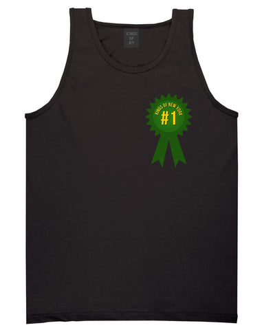 Grand Prize Champions Tank Top in Black
