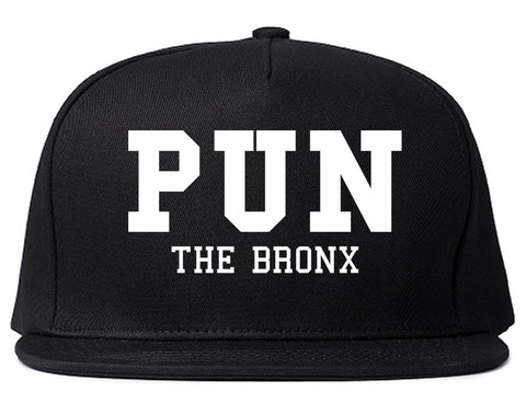 Big Pun The Bronx Snapback Hat Cap by Kings Of NY
